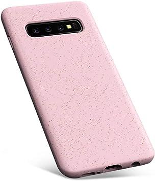 WELLMARC Funda Samsung Galaxy S10 [100% Biodegradable] [100 ...