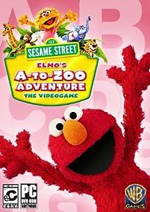 Sesame Street: Elmo's A-to-Zoo Adventure - PC