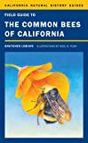 img - for Field Guide to the Common Bees of California: Including Bees of the Western United States (California Natural History Guides) book / textbook / text book