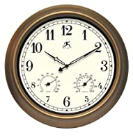 Infinity Instruments Wall Clock - The Cr...