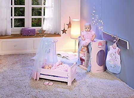 Baby Annabell Sweet Dreams Sleeping Bag Bolso de Dormir para muñecas - Accesorios para muñecas (Bolso de Dormir para muñecas, 3 año(s), Azul, Rosa, ...
