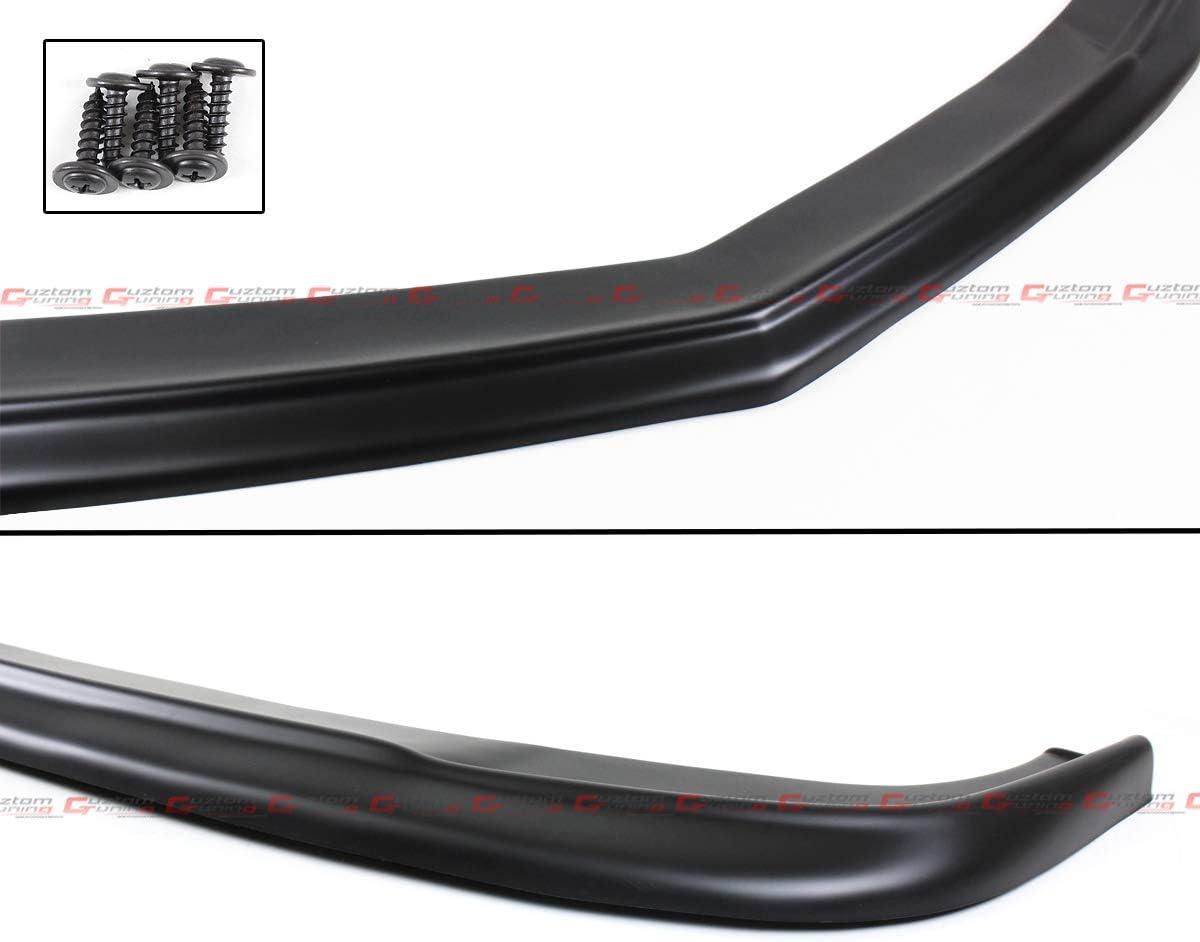 Fits for 2010-2013 Chevy Camaro SS V8 ZL1 Style Front Bumper Lip Spoiler Splitter