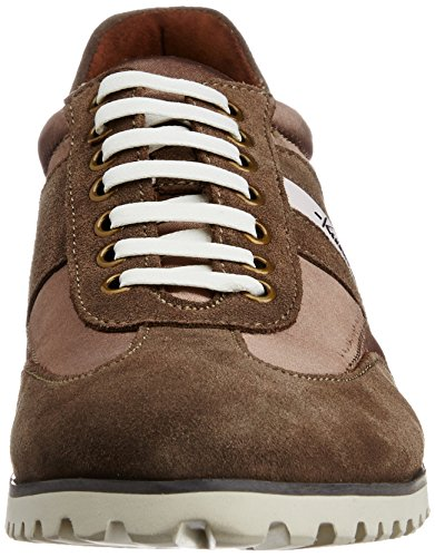 Kenneth Cole New York Mens Box Top SJ Fashion Sneaker Taupe HhgnPj