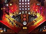 Slingshot & Return Lane Protector Set for Stern's KISS pinball machine in Translucent Yellow
