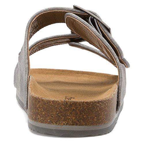Sandales De Brooklyn Femme Bearpaw Carme Microsuede