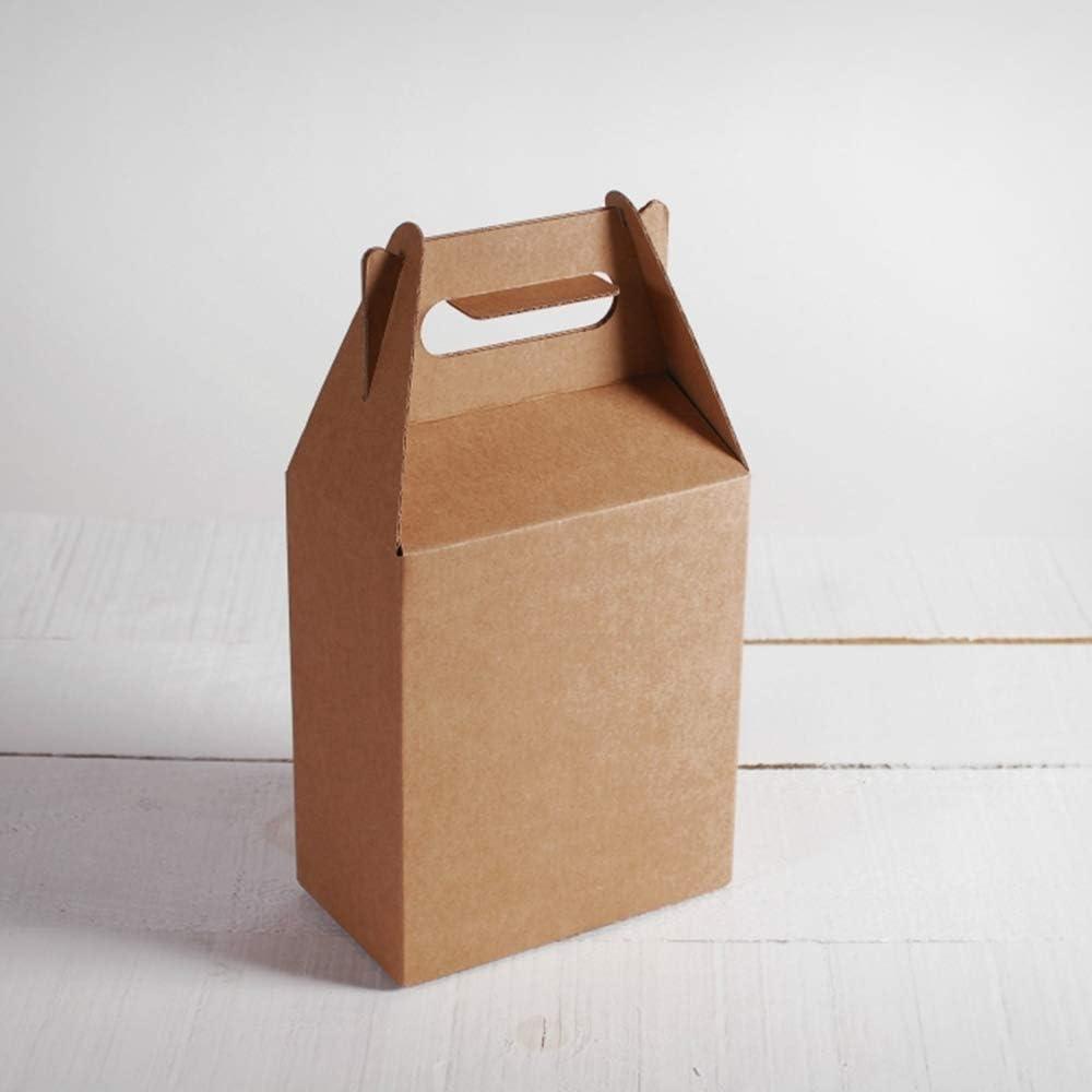 Selfpackaging Caja de Picnic Take Away. Un diseño Genial para Disfrutar de un Gran día - Pack de 50 Unidades - S: Amazon.es: Hogar