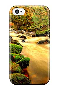 Iphone 4/4s Case Cover With Shock Absorbent Protective DXIXFVG1055IELHf Case