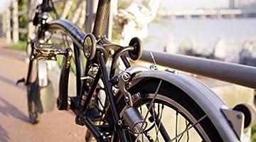 Dino Kiddo NovR- Juego de Guardabarros de Titanio para Bicicleta ...