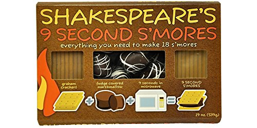 Shakespeare's Indoor S'mores Kit (Smores Kits)