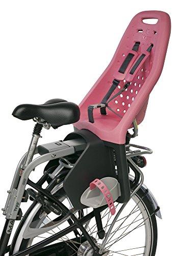 Yepp - GMG Maxi Bicycle Child Seat, Pink