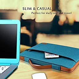 ProCase 14 - 15.6 Inch Laptop Sleeve Case Protective Bag for 15\