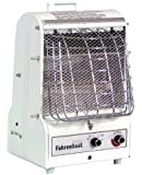 Fahrenheat MCM1503 Portable Fan Forced Radiant Heater, 120-volt