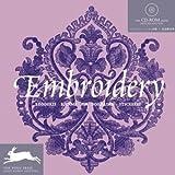 Embroidery : Edition en langue anglaise (1Cédérom)