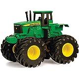 Tomy Traktor John Deere Monster Treads in Grün - Traktor mit Sound und Rüttelfunktion - hochwertiges Spielzeug aus Kunststoff - ab 3 Jahre