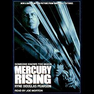 Mercury Rising Audiobook