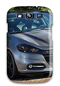 Pretty JKHgWer1430PiGsl Galaxy S3 Case Cover/ Dodge Dart Unveiled Series High Quality Case
