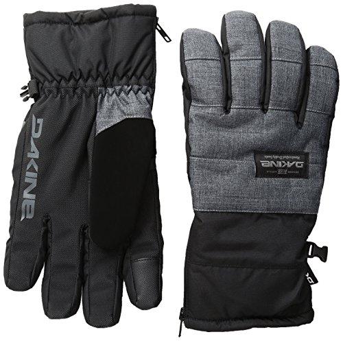 Dakine Men's Omega Gloves, X-Large, Carbon