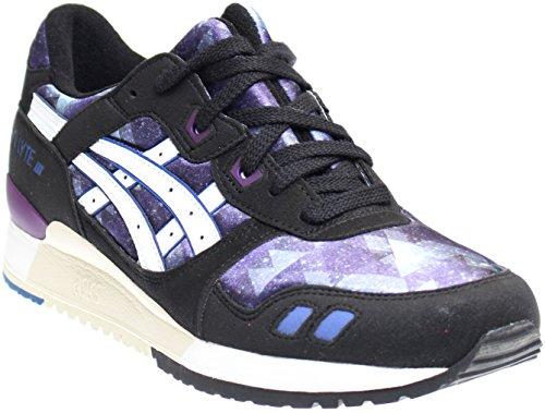 new styles d0688 ba6f5 ASICS Herren GEL-Lyte III Retro Sneaker Monaco Blau   Weiß