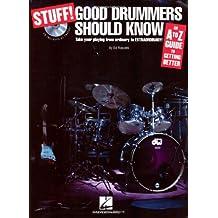 Stuff! Good Drummers Should Know BK/CD