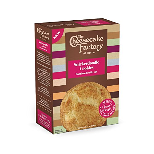 The Cheesecake Factory at Home Premium Cookie Mix (Snickerdoodle)