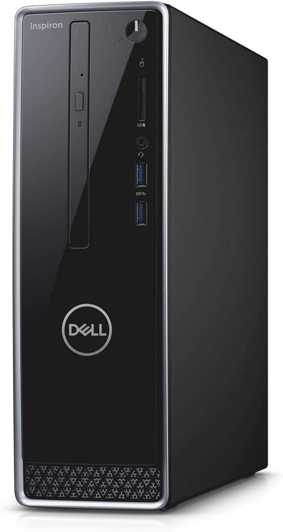 Dell Inspiron 3471 Disk Drive Desktop (Black) Intel Core i5-9400 9th Gen, 12GB RAM, 128GB SSD + 1TB HDD, Windows 10 Pro Home with 2 Year Onsite Service after remote diagnosis