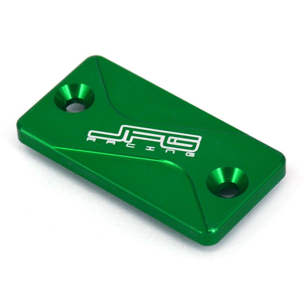JFG RACING Tappo serbatoio anteriore freno anteriore moto Honda CR80R CR85R 98-07 CRF125F CRF125F 14-16 CRF150R 07-16 CR125 CR250R CRRY65R 96-07 CRF250R CRF250X 04-16 CRF450R 02-16 CRF450X 05-16