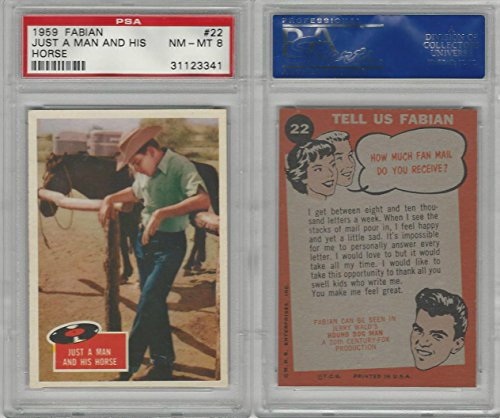 1959-topps-fabian-22-just-a-man-and-his-horse-psa-8-nmmt