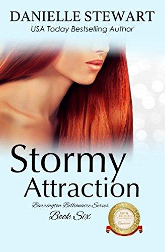 Books : Stormy Attraction (The Barrington Billionaires)
