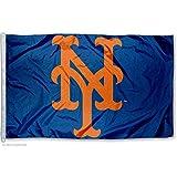 WinCraft MLB New York Mets WCR79712010 Team Flag, 3' x 5'