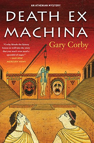 Death Ex Machina (The Athenian Mysteries Book 5)
