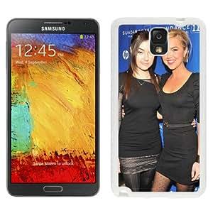 Unique Designed Cover Case For Samsung Galaxy Note 3 N900A N900V N900P N900T With Sasha Grey And Arielle Kebbel Girl Mobile Wallpaper (2) Phone Case