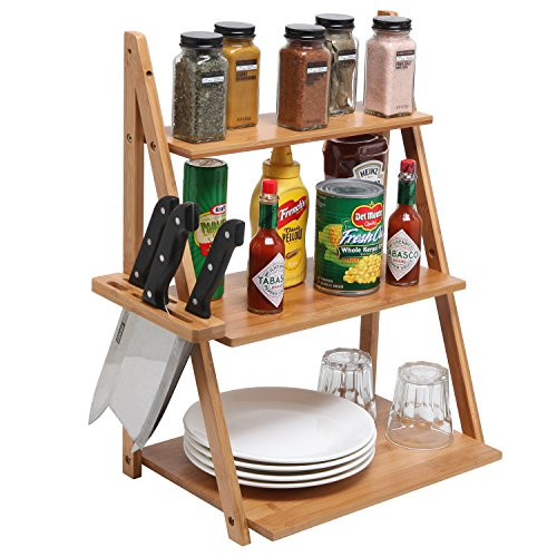 MyGift Spice Kitchen Organizer Holder