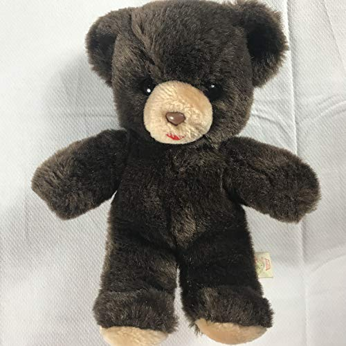"""unbraded Bauer Plush Bear Vintage Small 9"""" Teddy Cute Cuddly Stuffed Animal Kids Collectible from unbraded"""