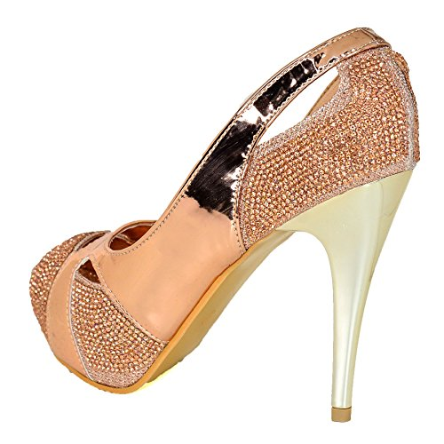 Rose WeHeartShoes Ballerine WeHeartShoes Donna Rose Gold Ballerine WeHeartShoes Donna Gold Gold Rose Donna Ballerine Ballerine WeHeartShoes dwqnPAE7xd