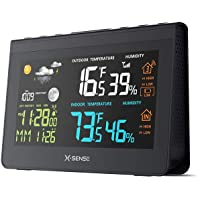 X-Sense Color Weather Station