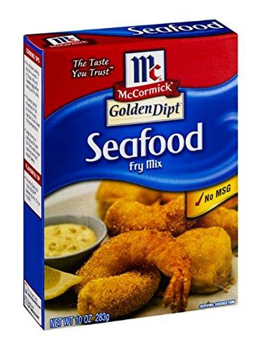 Mccormick Golden Dipt Seafood Fry Mix