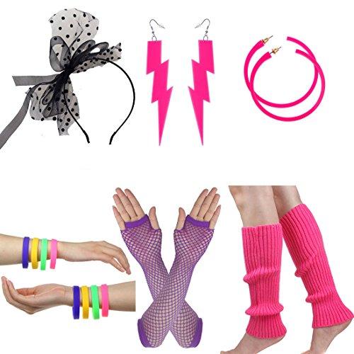 80s prom dress accessories - 9
