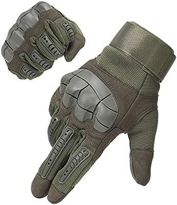 Kleidung & Accessoires HIKEMAN Full Finger Gloves for Men