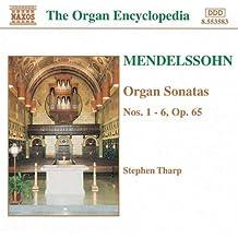 Organ Sonata No. 3, A major, Op. 65: Con moto maestoso