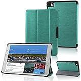 ACdream (TM) Samsung Galaxy Tab pro 8.4 Case- Folding leather Cover Case For Samsung Galaxy Tab Pro 8.4 With Auto Wake Sleep Function