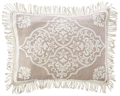 LaMont Home All Over Brocade Collection - 100% Cotton Woven Sham