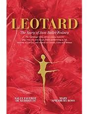 Leotard. The Story of Jazz Ballet Rodney