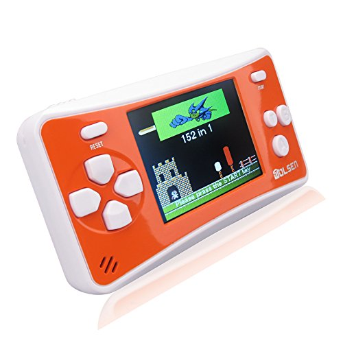 Wolsen 2 5 Color Portable Handheld Game Console W 152