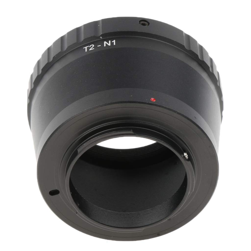 KESOTO T2 T Mount Lens to N1 Adaptateur Bague pour Nikon 1 J4 S2 V3 J2 J1 S1 V1
