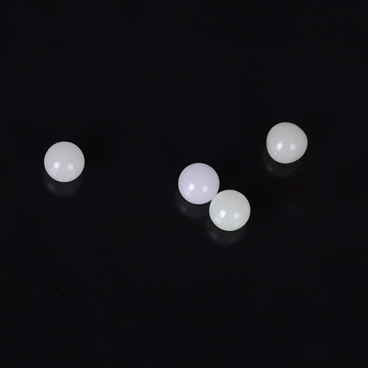 2 Packs 25mm Wide 90 Degree Made of 4mm Thick Quartz with Glow Ball,14mm Male 2