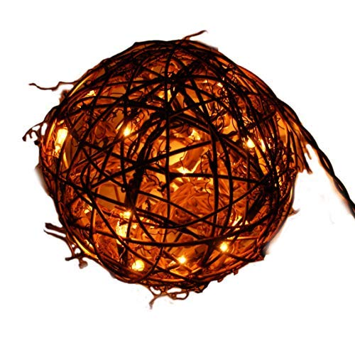 Lighted Christmas Balls For The Outdoors in US - 8