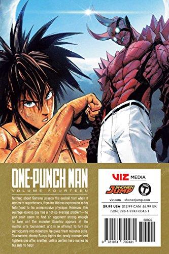 One-Punch Man, Vol. 14