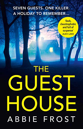 Holidays In Great Britain Halloween (The Guesthouse: The most chilling, twisty, psychological thriller of)