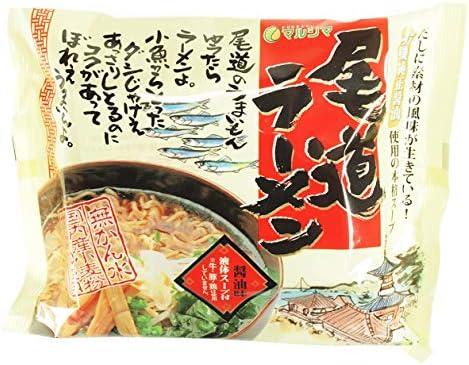 マルシマ 尾道ラーメン 1食分  6袋