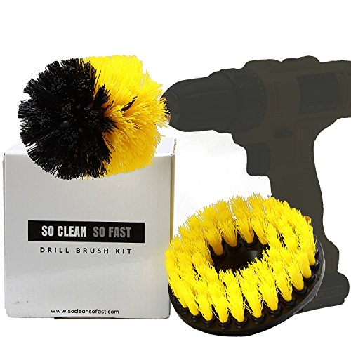 So Clean So Fast Shower, Tub, and Tile Power Scrubber Brush